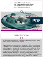 Lesiones Causales Al Paciente Quirurgico