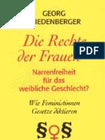 Friedenberger-Wie Feministinnen Gesetze diktieren