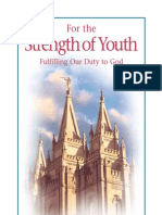 For the Strength of Youth Booklet