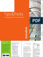 Autocad 2006 Tips and Tricks Booklet