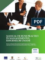 Manual Bune Practici HR Club Editia 1 2010