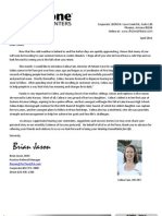 Purtone Hearing Centers Newsletter April 2011