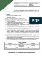 Snest CA Pg 003 Auditorias Internas