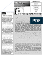 Purtone Hearing Centers Newsletter January 2011