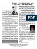 Newsletter State Com. May 2011