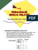 Materi-5(Organisasi Berkas Relatif)