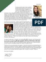 Sample Support Letter - LADC
