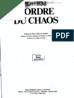 Lavenda, L'ordre du Chaos