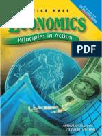 Economics Principles in Action - Arthur Sullivan, Steven M. Sheffrin