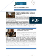 Boletín Mayo 2011ONUDI CCL Perucam