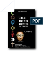 Bono Coexist Bible