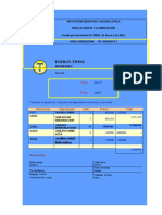 documentos contables  de Nuestra Empresa