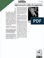 Amerighi Convoca La Verifica Di Maggioranza - Nazione 14.05.11