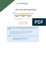 Matlab Presentation Objets Graphiques