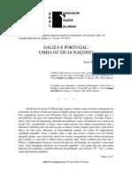 Galiza e Portugal