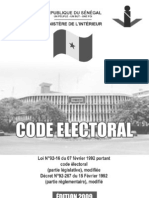 code_electoral_2009 sénégal