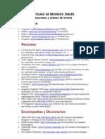 Paginas Web de Recursos