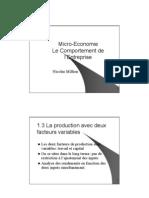 MicroEconomie_Producteur LT