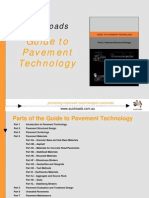 Guide to Pavement Technology