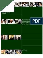 Financial Trends in CDCUs 2007