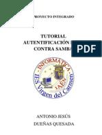 Proyecto Integrado Antonio Jesus Duenas