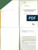 LA AVENTURA DE ENSEÑAR CIENCIAS NATURALES - CAP I