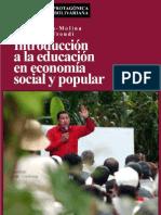 Economia Social y Economia Popular Para Ensayo