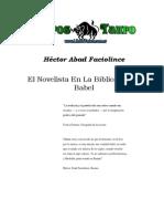 Abad Faciolince Hector - El Novelista en La Biblioteca de Babel