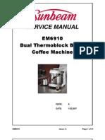 EM6910 Service Manual