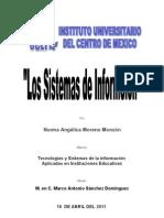 Tarea de sistemas de información