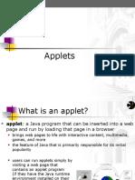 Applets
