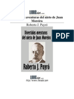 Payro, Roberto J - Divert Id As Aventuras Del Nieto de Juan Moreira