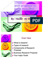 Research Proposal2