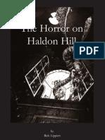 Scenario Haldon Hill Horror