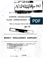 April 44 Intelligence