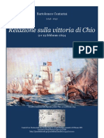 CONTARINI Bartolomeo Report on Venetian Victory at Chios, February 1694