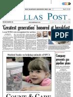 The Dallas Post 05-15-2011