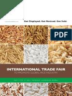 Rice Dubai 2001 Brochure
