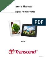 Manual PF830 En