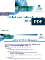 Global and Indian Trends in Metal Industry Study NCFM
