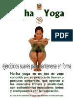 Hatha Yoga-21 Posturas Corporales para aportar elasticidad y firmeza muscular