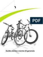 Manuale bici btwin
