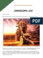 Regalos-Horoscopo-Leo