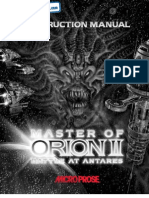 Master of Orion II - Manual - PC(2)
