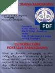 Portable and Trauma Radiography