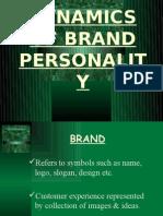 Brand Personality Good
