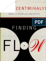 Finding Flow - Csikszentmihalyi Mihaly