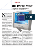 DTH TV Comparisons