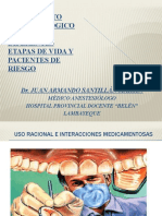 farmacoterapia e interacciones
