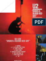 Digital Booklet - Under a Blood Red Sky [Remastered]